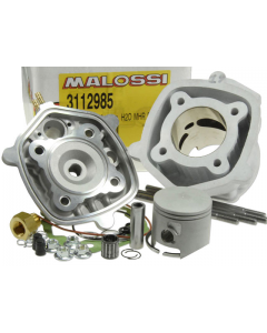 Cilinder Malossi - 80 cc - MHR Replica - Derbi & Gilera Schakel (Vanaf 2006) (MAL-3112985)
