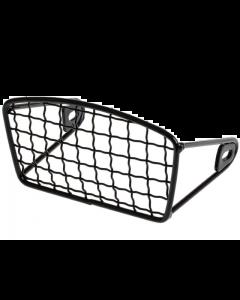 Koplamprooster Gilera Citta / Puch Maxi zwart (DMP-39662)