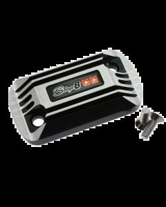 Rempot deksel Stage6 - Cooling Style - Peugeot Speedfight - Zwart (S6-SSP075-2BZ/BK)