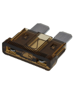 Steekzekering 7,5 Ampere bruin (UNI-DG630075)