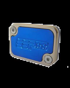 Rempot deksel Stage6 - Yamaha Aerox - Blauw (S6-SSP101BZ/BL)