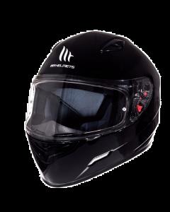 Helm MT Mugello Mat zwart Maat S (MT-110300024)