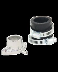 Spruitstuk adaptor TNT - Origineel Peugeot naar Dell'Orto 17.5 mm (TNT-140600)