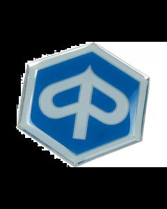 Plak embleem Nieuw type Piaggio Origineel (PIA-655368)