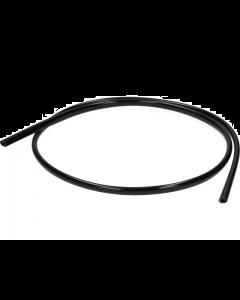 Sierstrip windscherm Zwart 1 Meter (DMP-123894)