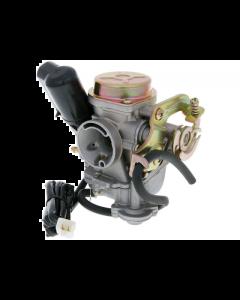 Carburateur 18,5mm GY6, Kymco, Peugeot, Piaggio, SYM, Vespa 50cc 4 Takt 2V (101-BT15473)