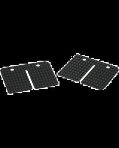 Membraanplaatset Voca Minarelli AM6 Carbon (VCR-RD132188/CA)