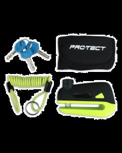Schijfremslot Pro-tect Disq Maxi (PRT-419256.YEL)