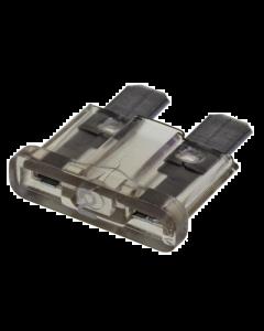 Steekzekering 2 Ampere grijs (UNI-DG630020)