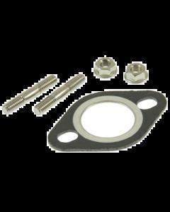 Uitlaatpakking + Tapeinden DMP - Ovaal - Universeel (DMP-25800)