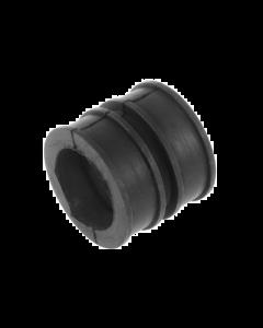 Spruitstuk rubber DMP - 17 mm - Zündapp (DMP-19192)