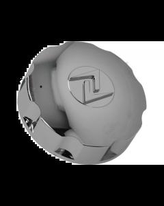 Tankdop Zelioni Chroom CNC Vespa (ZEL-GAS001C)