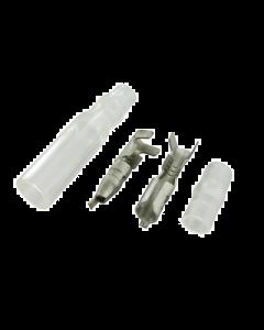 Kabelstekker Motoforce - 1 pin - Waterdicht (MF01.128)