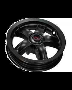 Voorvelg zwart Piaggio Zip 2000 Origineel (PIA-646624200C)
