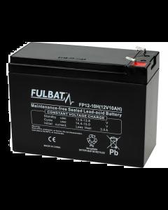 Accu Fulbat FP 12-10H Gel VRLA 12V 10Ah (FB-550910)