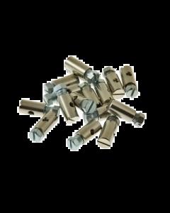 Schroefnippel - 8 x 15 mm (UNI-2021)