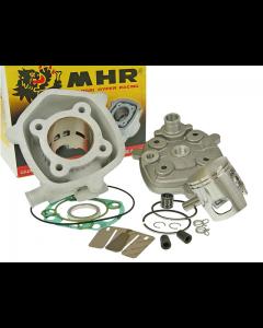 Cilinder Malossi - 70 cc - MHR Replica - Minarelli Horizontaal - Watergekoeld (MAL-31 8430)