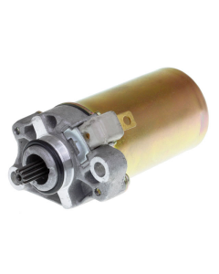 Startmotor DMP - Inclusief kabel - Piaggio 4-Takt - 10 Tands (DMP-41590)