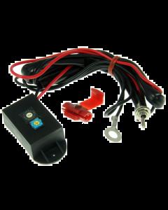 Toerenbegrenzer DMP - Mini - Instelbaar 12 standen (DMP-124540)