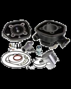 Cilinder DR 70cc Peugeot Verticaal 2 Takt watergekoeld (DR-KT00116)