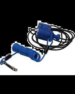 Killswitch - Luxe uitvoering - Blauw - Stuurbevestiging (DMP-123889)