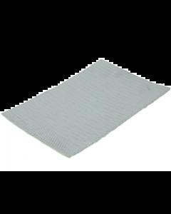 Hitteprotectie sticker Artein - 0.8 mm - 195 x 475 - tot ± 550°C (ART-89129)