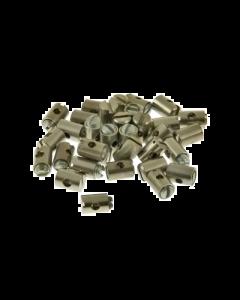 Gasnippel / Schroefnippel - 5 x 7 mm (UNI-2037)