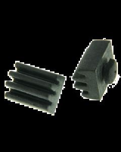 Aanslagrubber middenstandaard - Kymco / Peugeot (KYM-50505-GR1-0000)