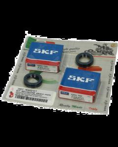 Krukaslagerset SKF C4 High Quality Peugeot Horizontaal 50cc 2 Takt (CIF-16402-KT)