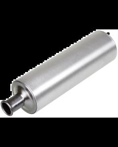 Uitlaatdemper Jollymoto recht Aluminium (JOL-1000A)