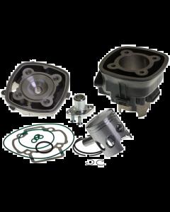 Cilinder DR 70cc Piaggio 2 Takt watergekoeld (DR-KT00097)