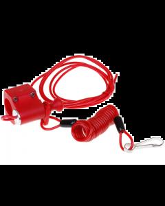 Killswitch luxe uitvoering rood (stuurbevestiging) (MOK-92144)