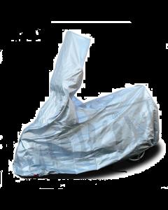 Scooterhoes MKX Grijs (Voor windscherm) (MKX-91147)