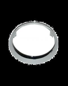 Koplamprand Vespa Primavera origineel chroom (PIA-642662)