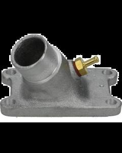 Spruitstuk Polini Minarelli AM6 19mm opschuif (POL-215.0397)