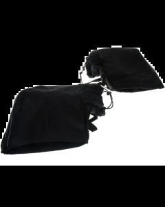 Handmoffen MKX - Deluxe - Zwart (MKX-90483)