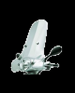 Windscherm Piaggio Fly tot 2012 hoog model origineel (PIA-622846)