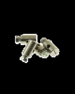 Schroefnippel - 10 x 16 mm (UNI-2012)