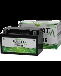 Accu Fulbat FTX7-BS Gel SLA 12V 6Ah (Onderhoudsvrij) (FB-550915)