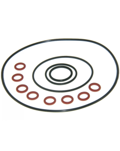Kop pakkingset Stage6 - 70 cc - Racing Modulair - Minarelli Horizontaal - Watergekoeld (S6-ET166DSLC/RM)