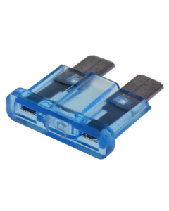 Steekzekering 15 Ampere blauw (UNI-DG6300150)