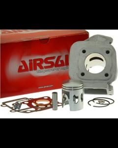 Cilinder Airsal / Eurokit - 50 cc - Minarelli Verticaal - Luchtgekoeld - Pen 10 (AIR-02131140)