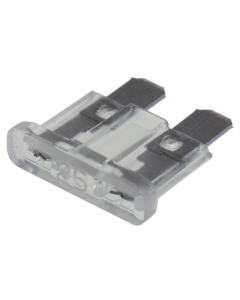 Steekzekering 25 Ampere naturel (UNI-DG6300250)