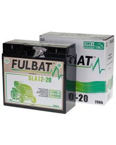 Accu Fulbat SLA12-20 Gel SLA 12V 20Ah (Garden Onderhoudsvrij) (FB-550879)