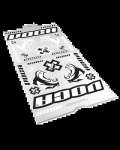 Stickerset Voca 28 Delig 60x38cm (VCR-MD0150)
