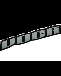 Sticker Voca Racing Hittebestendig 11x2 cm (VCR-MD0250)