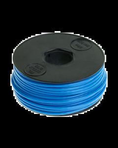 Montagesnoer / Lichtsnoer blauw 25 meter (6246)
