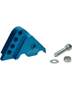 Schokbrekerverlenger Polini Minarelli Horizontaal Blauw (POL-173.0023)