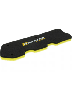 Luchtfilterelement Doppler Peugeot Horizontaal 50cc 2 Takt (Lang filter) (DOP-485246)