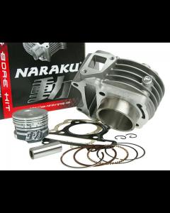 Cilinderkit Naraku 72cc V2 GY6 / Kymco 4 Takt (NK100.47)